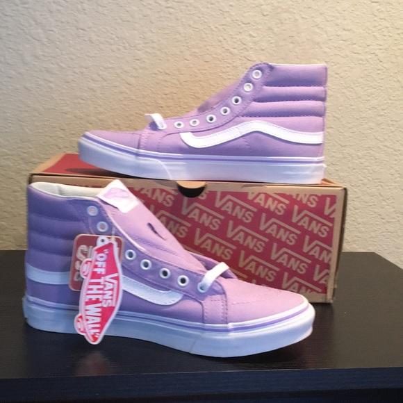 purple van high tops \u003e Clearance shop